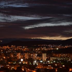 Нощна Стара Загора