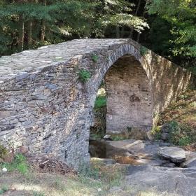 Късносредновековен мост над р. Армира