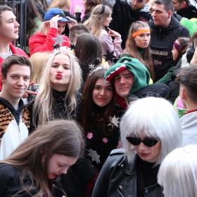 20.02.2020.... последни карнавални дни в Германия. Млади, красиви, весели, щастливи.. те не подозираха какво ги-ни очаква