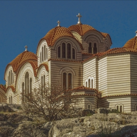 Agia Marina Church in Athens