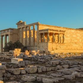 Erechtheion - Athens