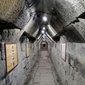 Тракийска гробница Мезек край едноименното село