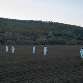 Космонавти край Ихтиман