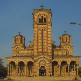Църква Св.Марко - Белград