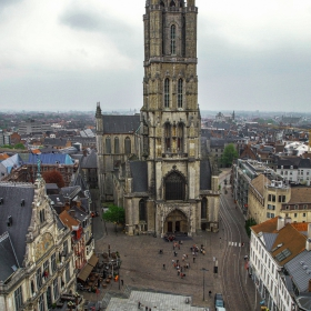 Sint-Baafskathedraal - St. Bavo's Cathedral -Ghent - Belgium