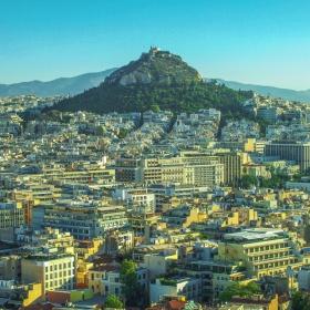 Атина - Хълмът Ликавитос