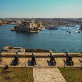 Malta - Saluting Battery