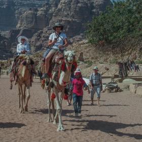 Пътешествие с нагиздени камили