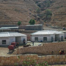 Петра - Селище на бедуини