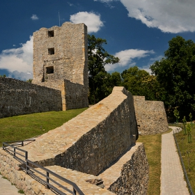 Severin Medieval Fortress