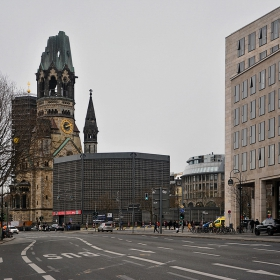 Breitscheidplatz, Berlin
