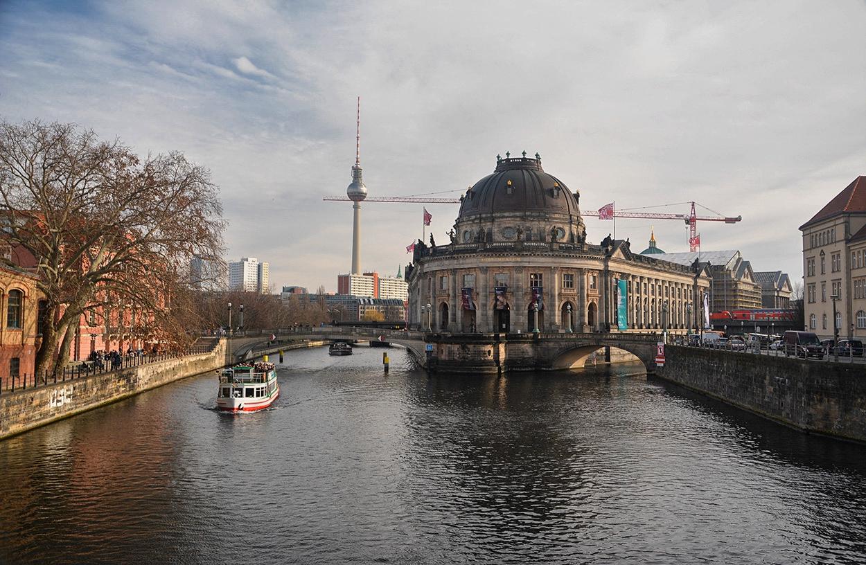 Bode Museum,1904 г., Berlin