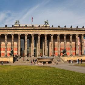 Altes Museum, 1830 г., Berlin