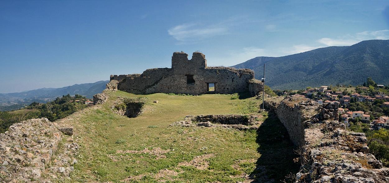 Bodonitsa Castle*, 1204 г.