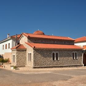 Profitis Ilias Monastery, Delphi, 1019 г.