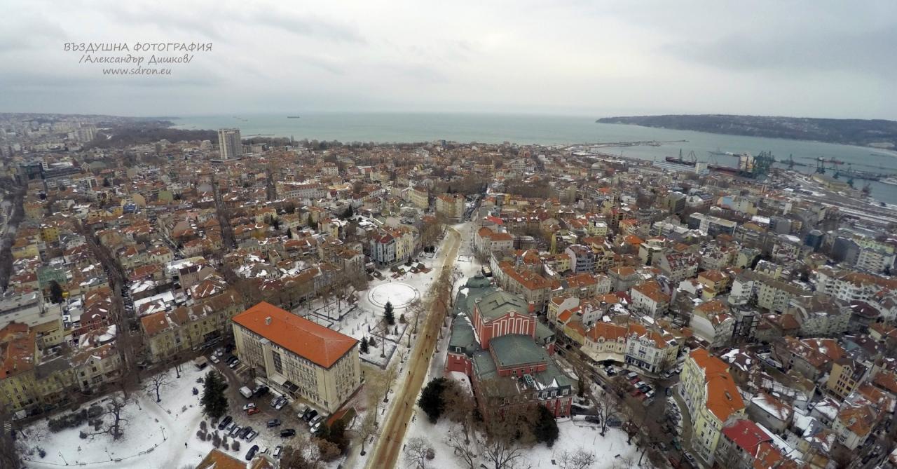 Варна 2017