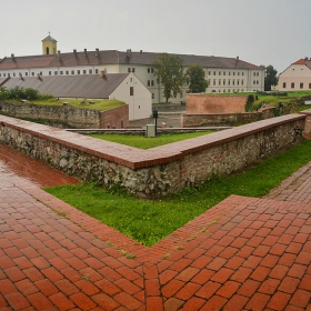 Oradea Fortress - Ciunt Bastion, 1580 г.