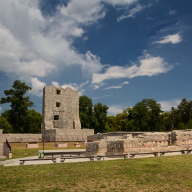Severin Medieval Fortress, XIII-XV в