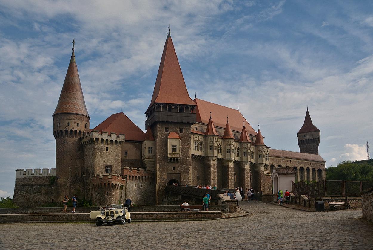 Hunyad Castle, Romania