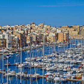 Малта - Гора от мачти