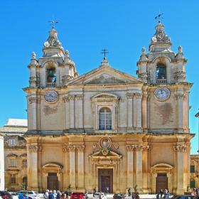Малта - Мдина - Катедралата Св.Павел