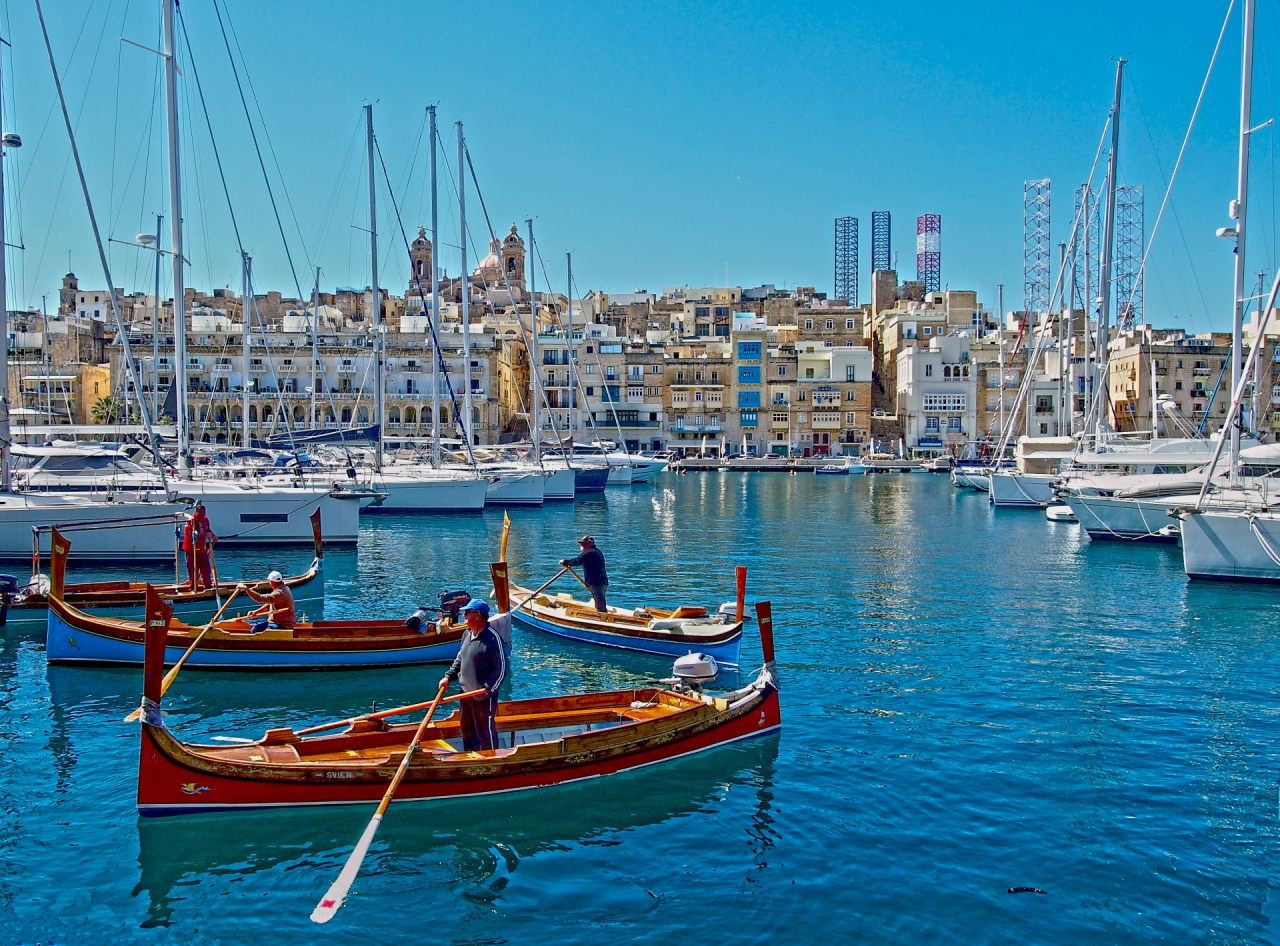 Malta - Grand Harbour