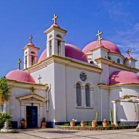 Израел, Капернаум, Църква