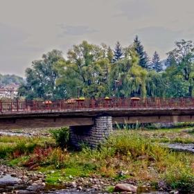 Тетевен - Мост над река Бели Вит