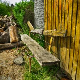 Старата пейка