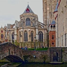 Brugge - Saint Jacob Church