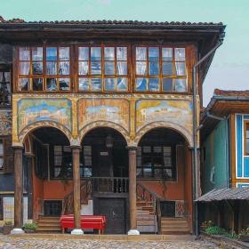 Копривщица - Ослековата къща