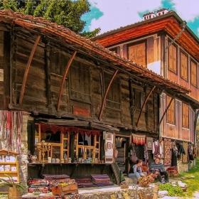 Копривщица - Магазин за сувенири