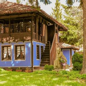 Копривщица - Къща-музей Димчо Дебелянов