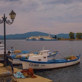 Созопол - На пристанището