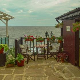 Созопол - Изглед към морето