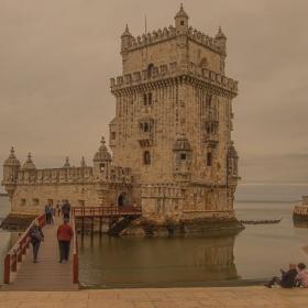 Torre de Belem - Torre de Sao Vicente