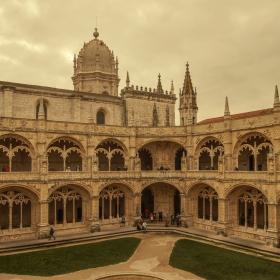 Lisboa - Jeronimos Monastery