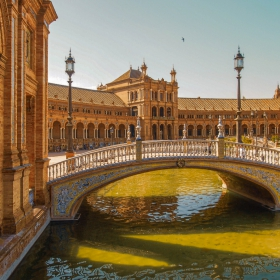 Sevilla - Plaza Espana