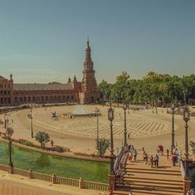 Sevilla - Plaza de Espania