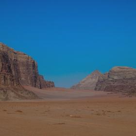 Пустинята Wadi Rum - Йордания
