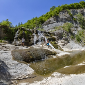 Христовски водопад  Елена