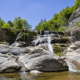 Христовски водопад 2 Елена
