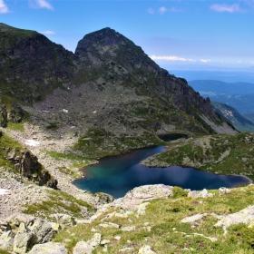 По пътя за Мальовица- Елениното езеро