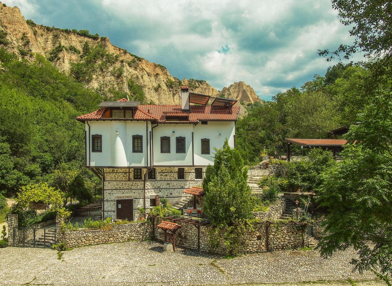 Мелник - Литовата къща