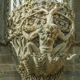 Triton at Palacio da Pena - Sintra
