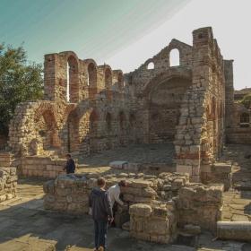 Несебър - Базиликата