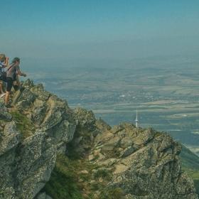 На връх Камен дел
