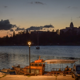 Нощ над Созопол