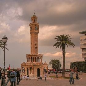 Измир - Часовниковата кула