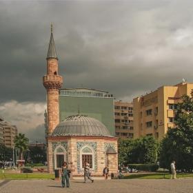 Измир . Малката джамия
